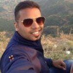 Sudhir Pawar-victorious digital student